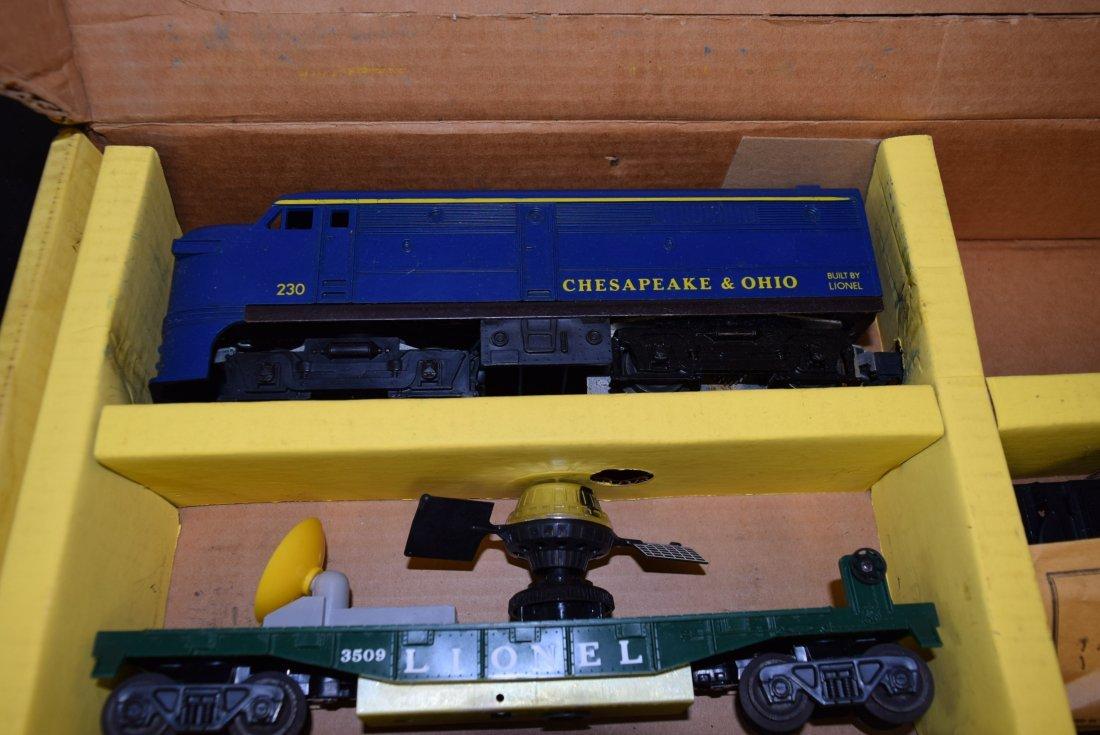 LIONEL ELECTRIC TRAIN SET 1629 IN BOX - 2