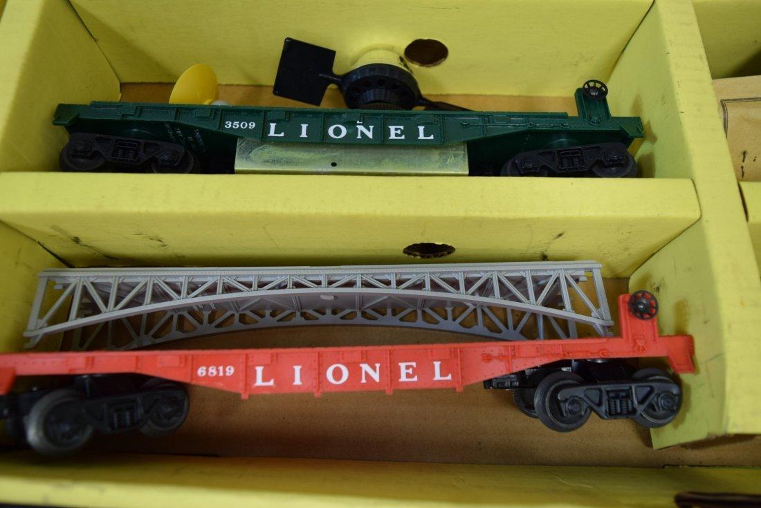LIONEL ELECTRIC TRAIN SET 1629 IN BOX - 3