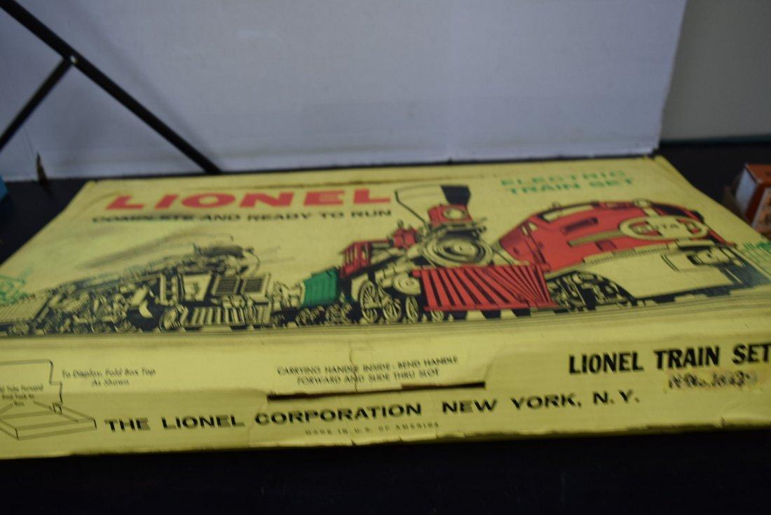 LIONEL ELECTRIC TRAIN SET 1629 IN BOX - 6