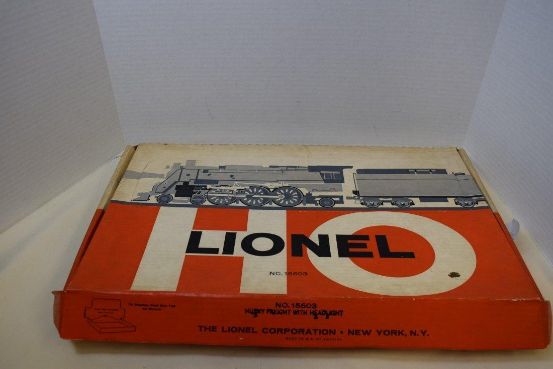LIONEL HO SET 15503 MINUTEMAN HUSKY - 2
