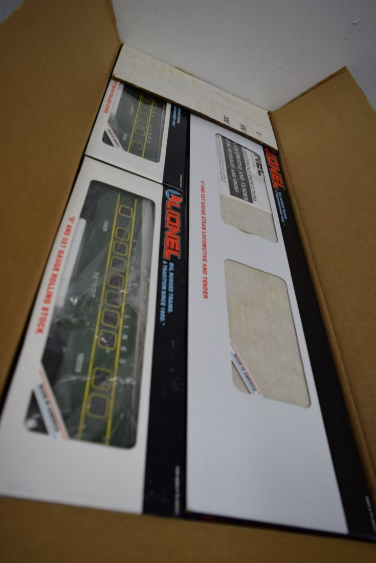 LIONEL GREAT LAKES EXPRESS TRAIN SET 6-11712 -NIB - 4