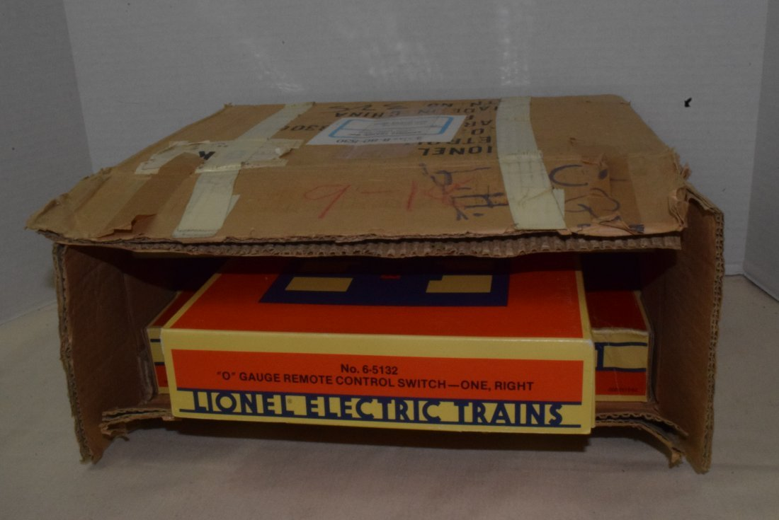 3 LIONEL TRAIN O-GAUGE REMOTE CONTROL SWITCH-ONE R