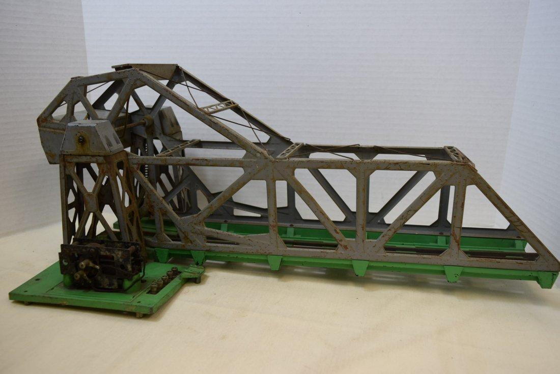 LIONEL 313-50 BASCULE BRIDGE