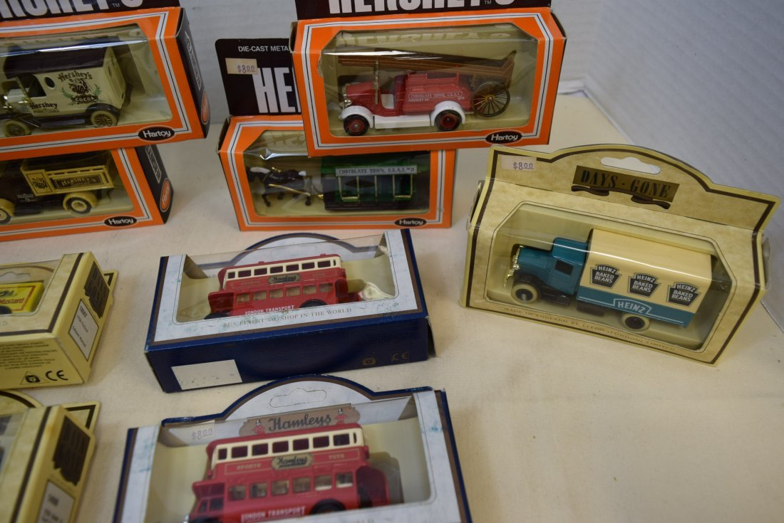 HARTOY-DAYS GONE-HAMLEYS DIECAST CARS AND MORE - 2
