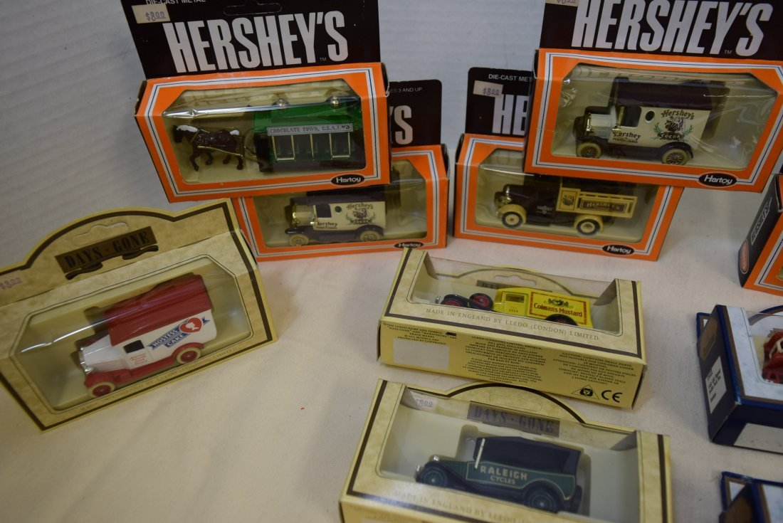 HARTOY-DAYS GONE-HAMLEYS DIECAST CARS AND MORE - 3