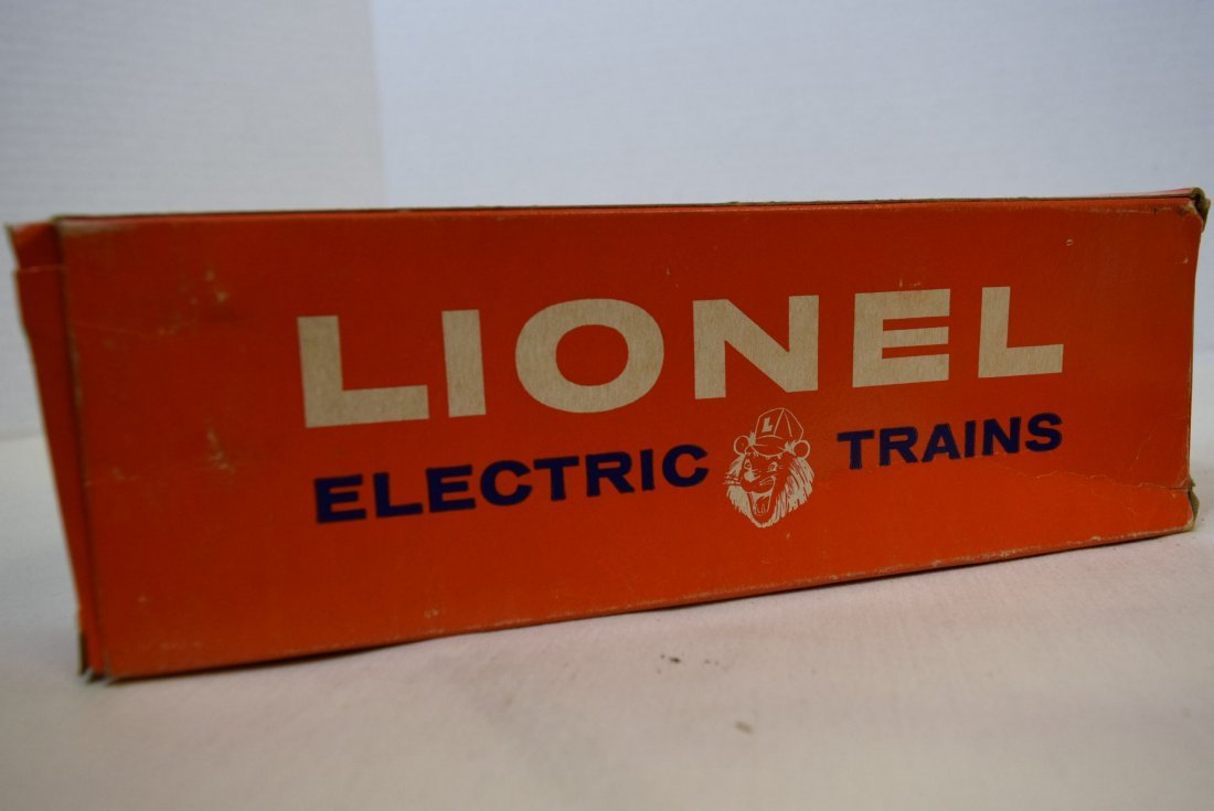 LIONEL 6812 TRACK MAINTENANCE CAR - 7