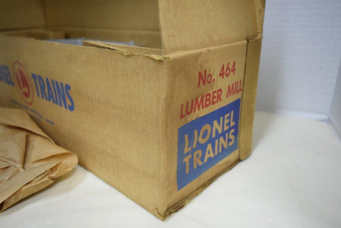 LIONEL LUMBER MILL NIB 464 - 3