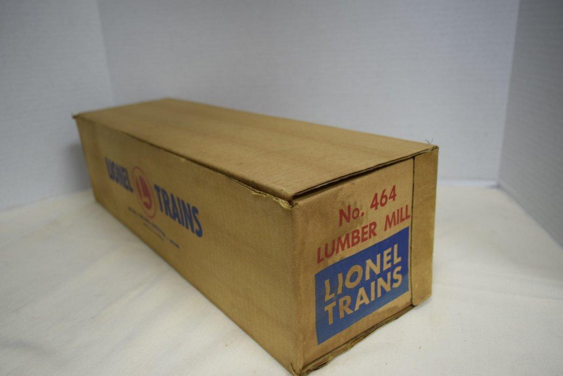 LIONEL LUMBER MILL NIB 464 - 5