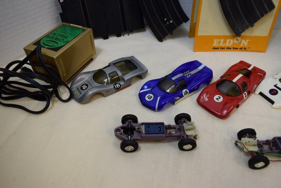 2 ELDON SLOT CARS-TRACKS AND MORE - 3