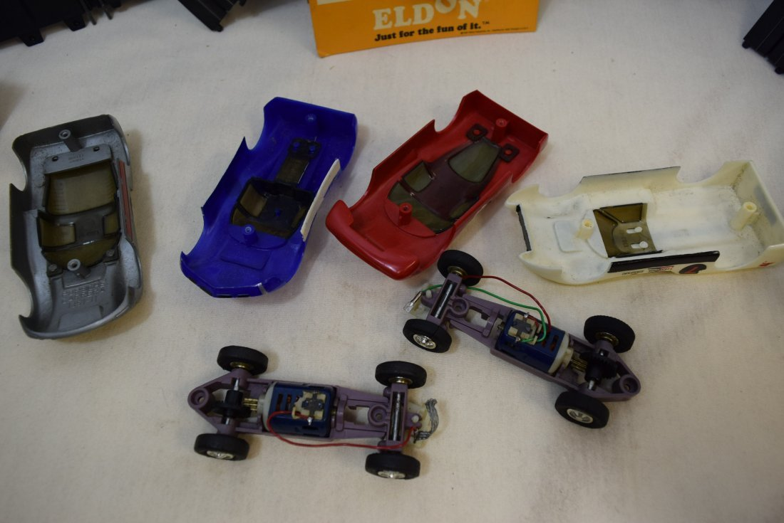 2 ELDON SLOT CARS-TRACKS AND MORE - 5