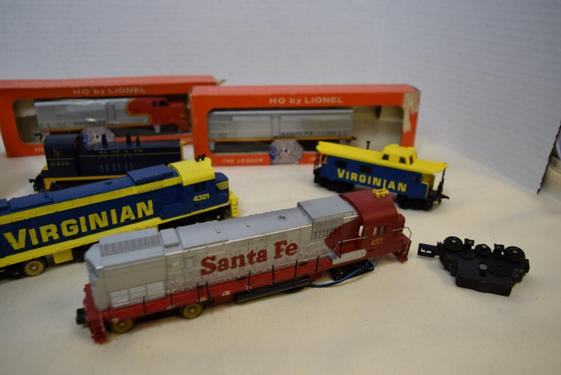 HO LOCOMOTIVES-4301-2408-0565-1 AND MORE - 10