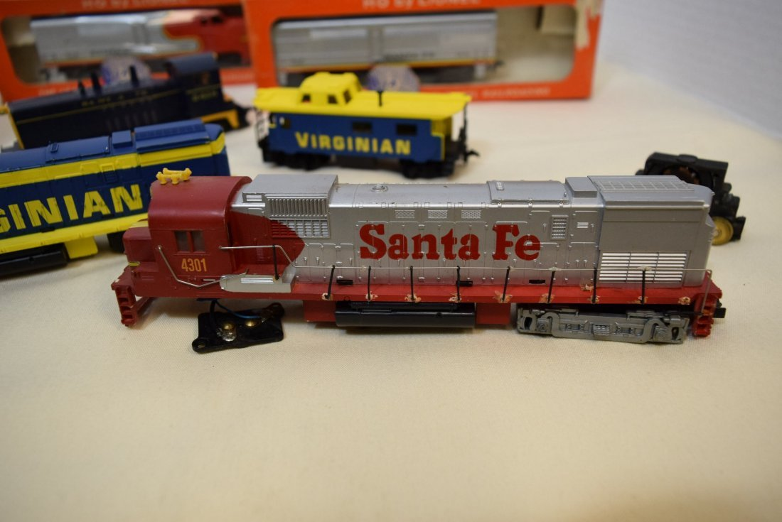 HO LOCOMOTIVES-4301-2408-0565-1 AND MORE - 2