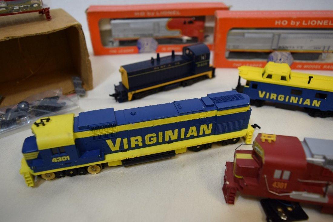HO LOCOMOTIVES-4301-2408-0565-1 AND MORE - 3