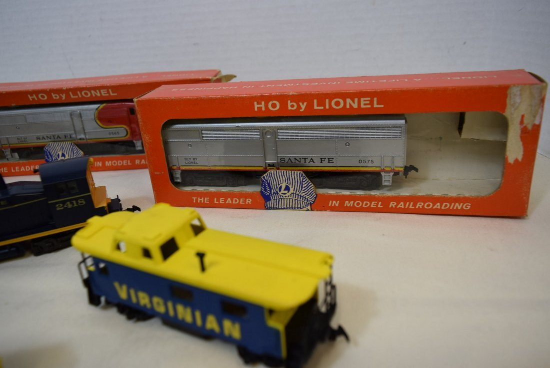 HO LOCOMOTIVES-4301-2408-0565-1 AND MORE - 4