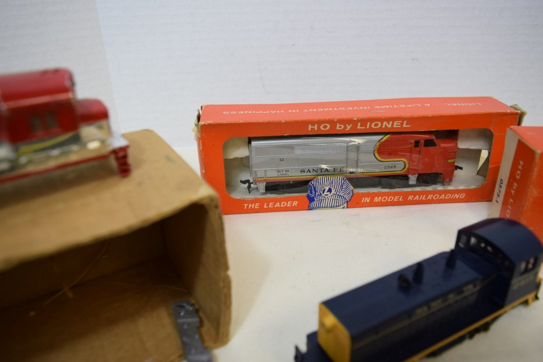 HO LOCOMOTIVES-4301-2408-0565-1 AND MORE - 5