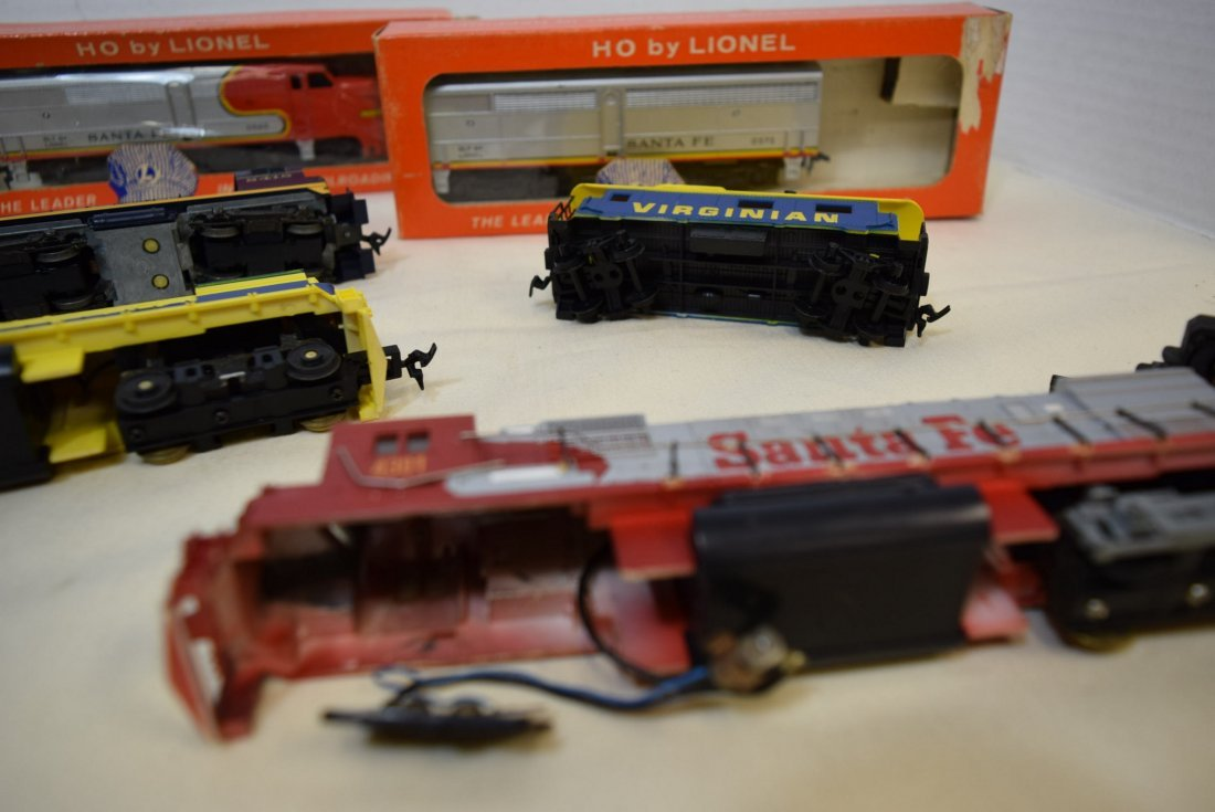 HO LOCOMOTIVES-4301-2408-0565-1 AND MORE - 7