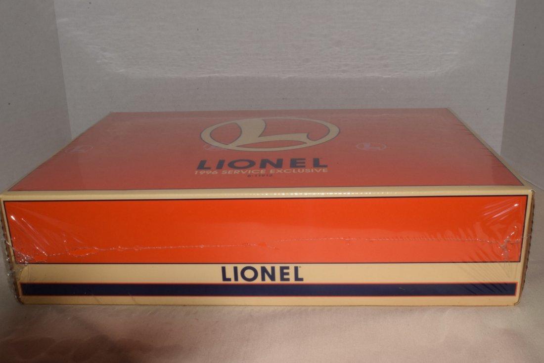 LIONEL 1996 SERVICE EXCLUSIVE TRAIN SET 6-11912 FA - 3
