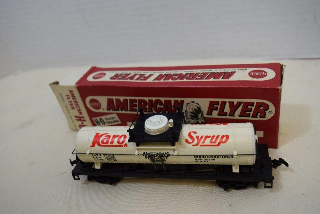 RARE AMERICAN FLYER HO KARO SYRUP CAR 33312 - NIB - 2