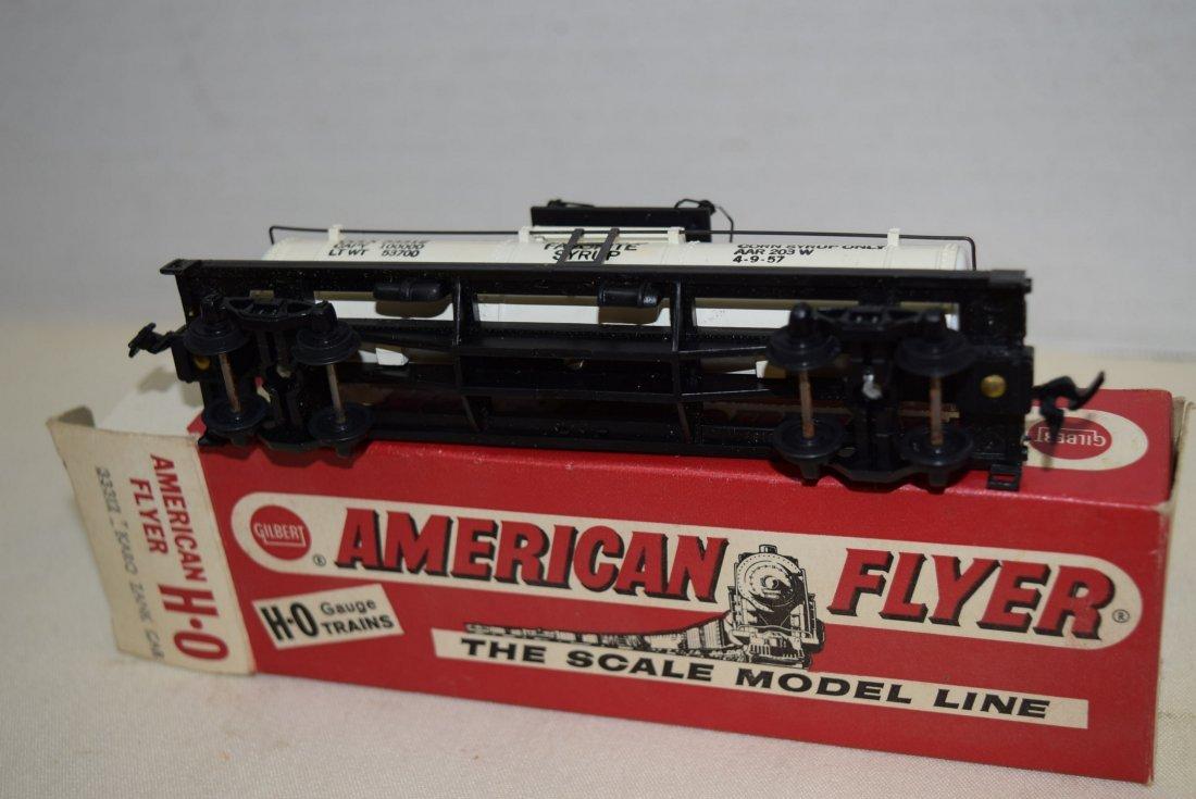 RARE AMERICAN FLYER HO KARO SYRUP CAR 33312 - NIB - 3