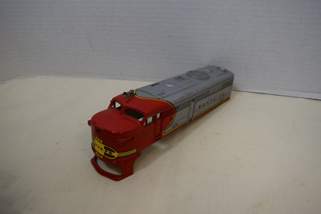 LIONEL SANTA FE CAB ONLY 218 - 2