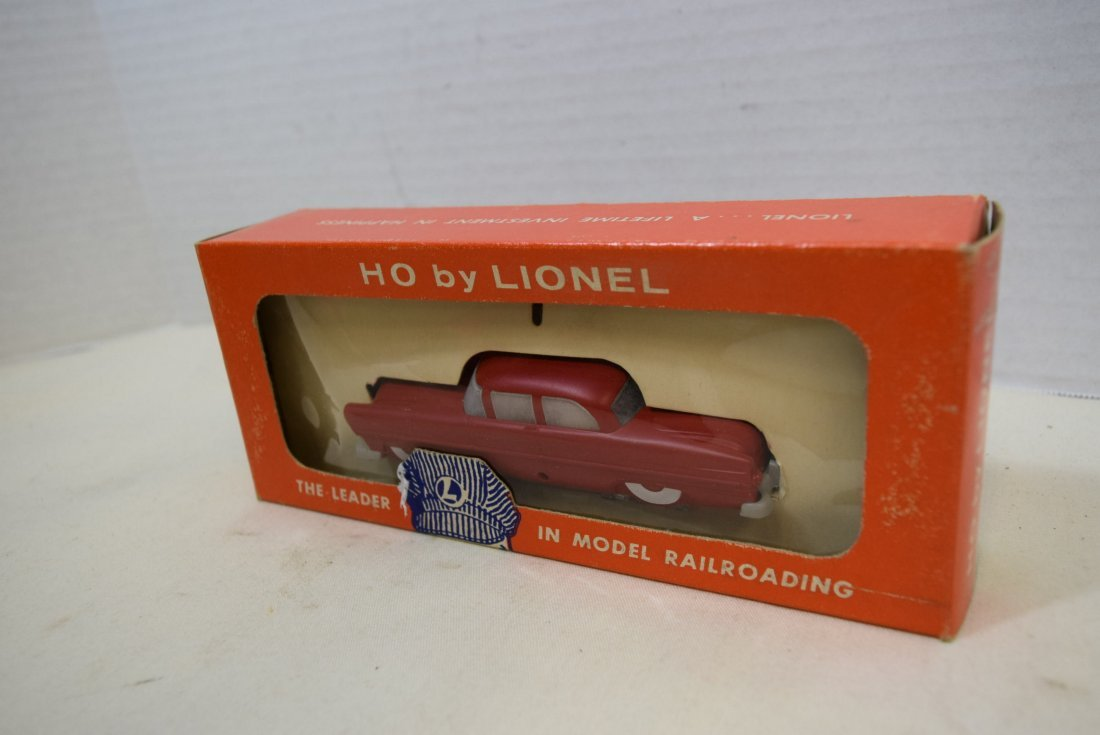 LIONEL TRAIN EXECUTIVE INSPECTION CAR 0068 - NIB