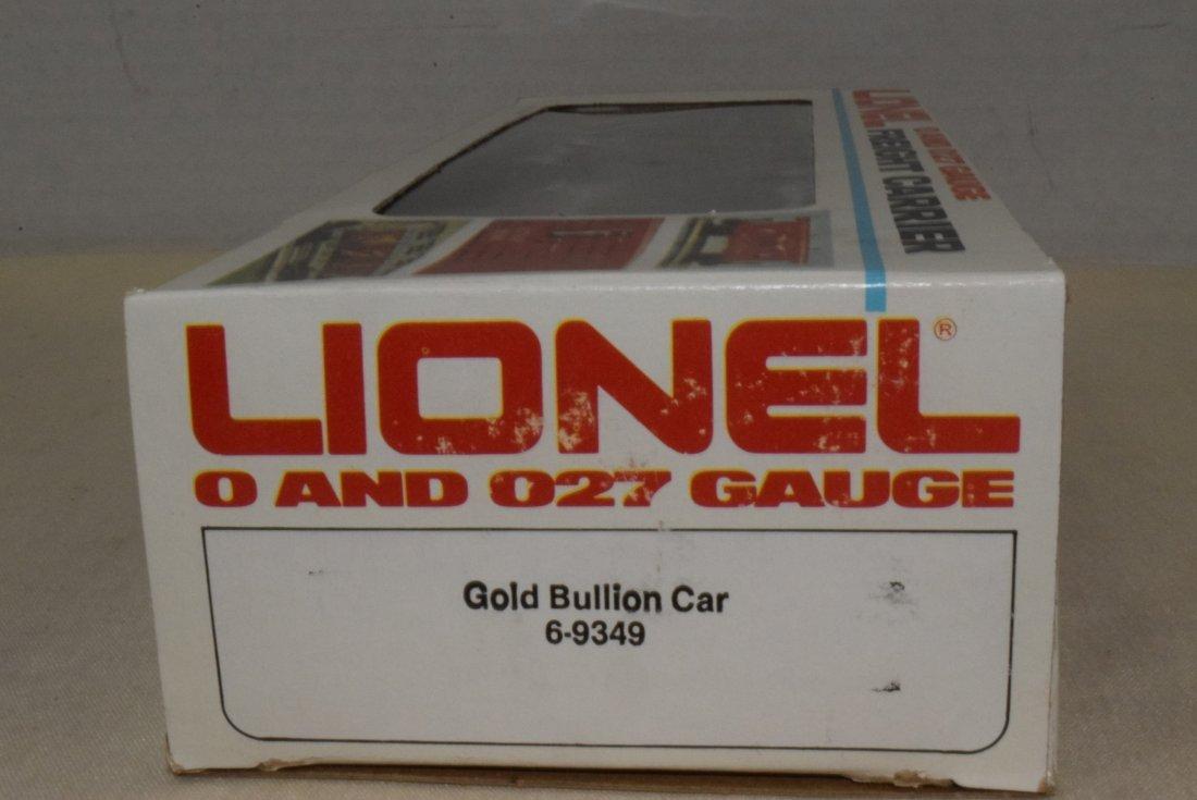 LIONEL TRAIN SAN FRANCISCO GOLD BULLION CAR 6-9349 - 4