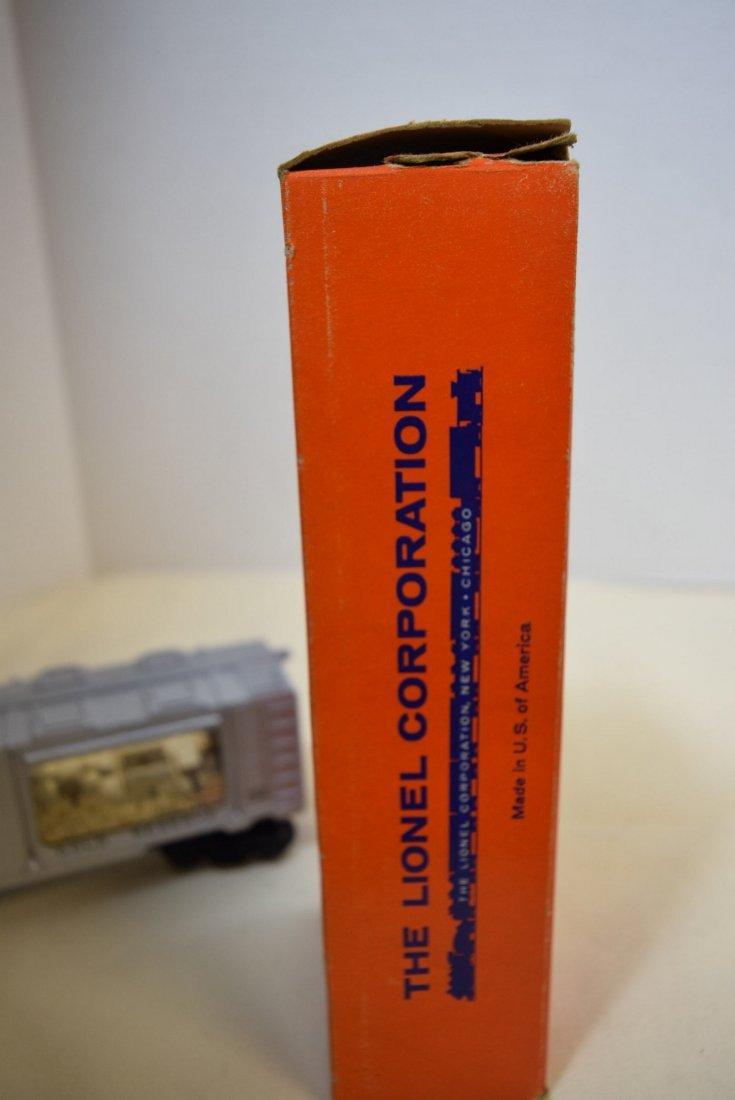 LIONEL FORT KNOX GOLD BULLION TRANSPORT CAR 6445 N - 6