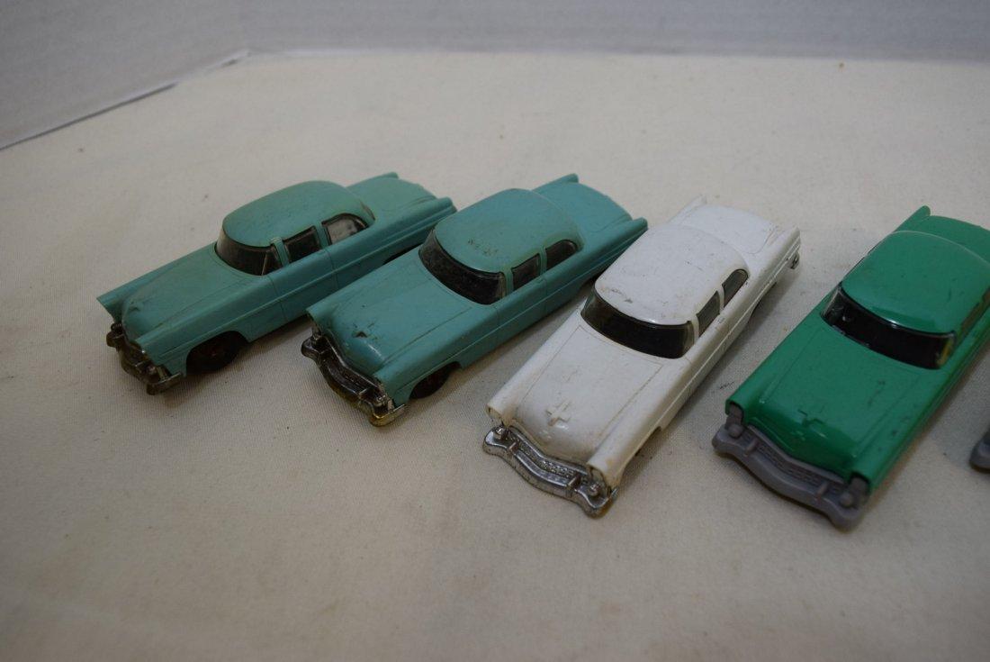 7 LIONEL ACCESSORY AUTOMOBILE CARS - 2