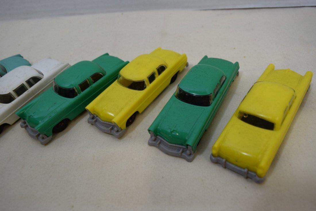 7 LIONEL ACCESSORY AUTOMOBILE CARS - 3