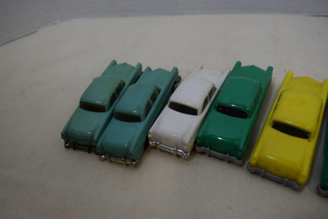 7 LIONEL ACCESSORY AUTOMOBILE CARS - 5