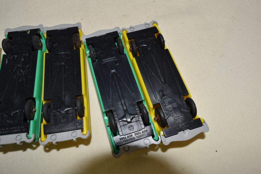 7 LIONEL ACCESSORY AUTOMOBILE CARS - 8
