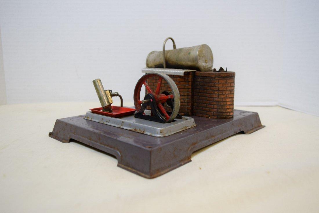 GERMAN MADE STEAM ENGINE PLATFORM