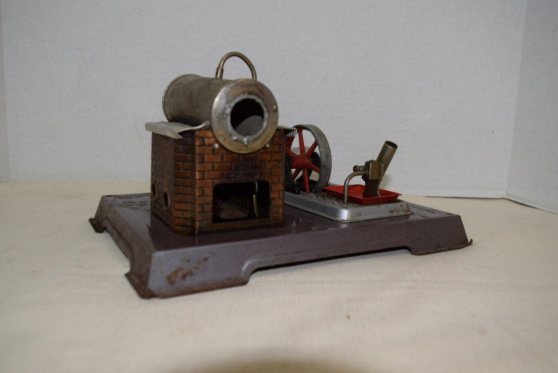 GERMAN MADE STEAM ENGINE PLATFORM - 2