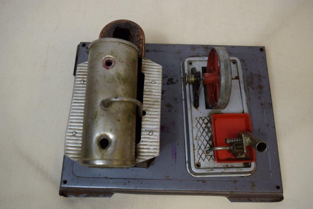 GERMAN MADE STEAM ENGINE PLATFORM - 3
