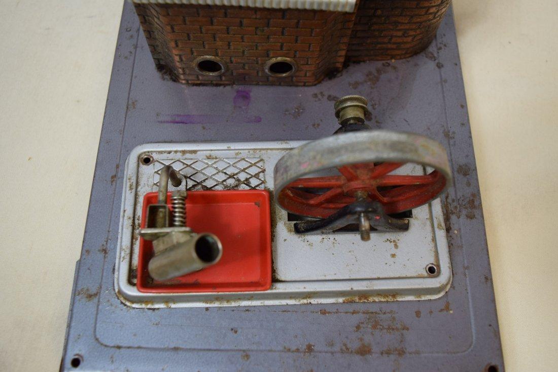 GERMAN MADE STEAM ENGINE PLATFORM - 6