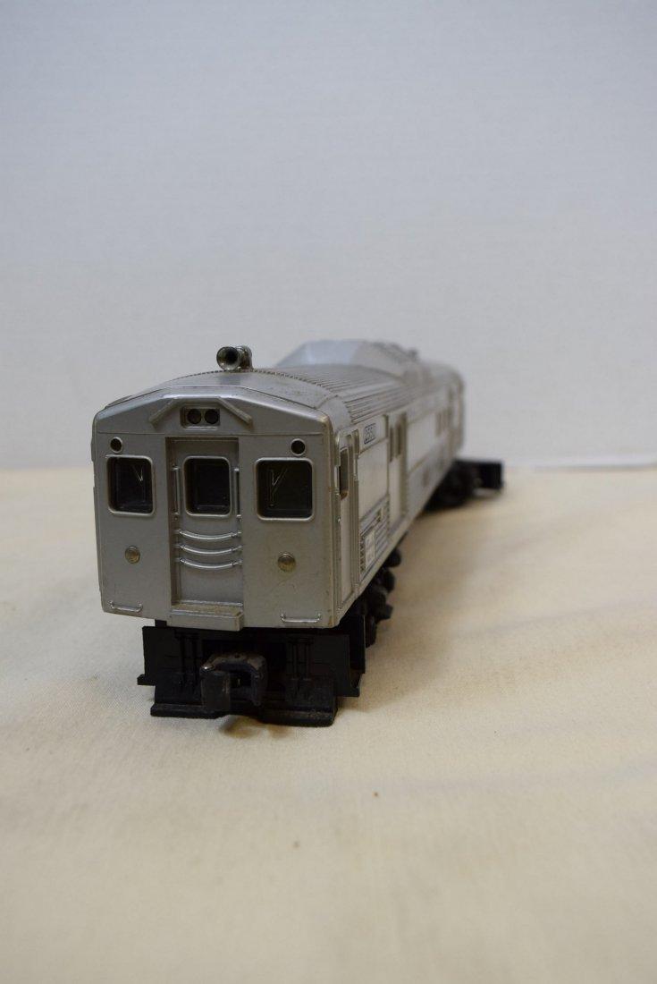 LIONEL TRAIN CAR-BALTIMORE AND OHIO 2550 - 3