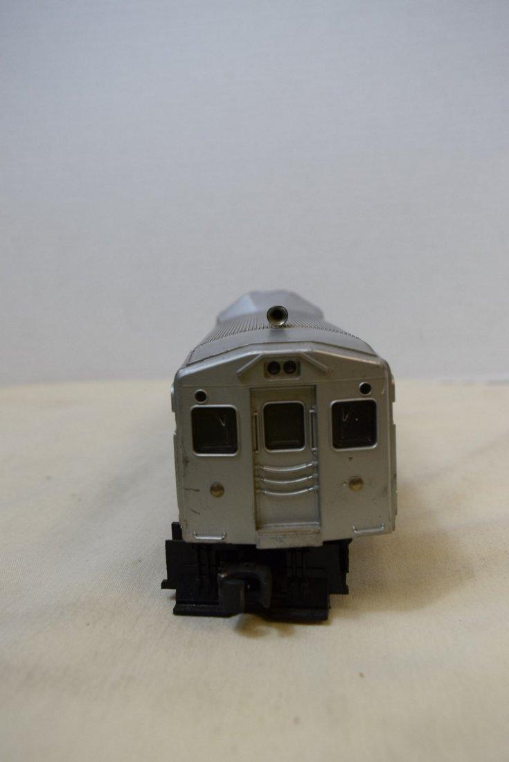 LIONEL TRAIN CAR-BALTIMORE AND OHIO 2550 - 4