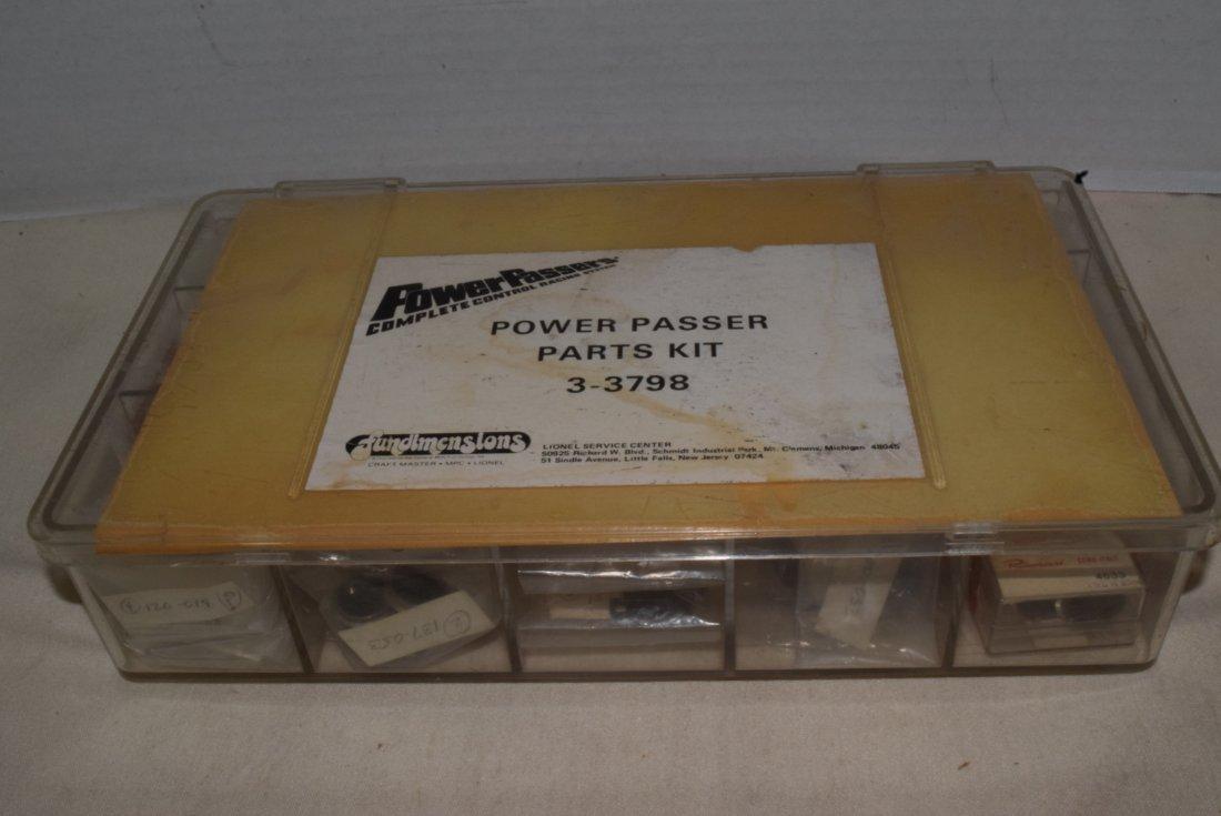 POWER PASSER SLOT CAR PARTS KIT 3-3798