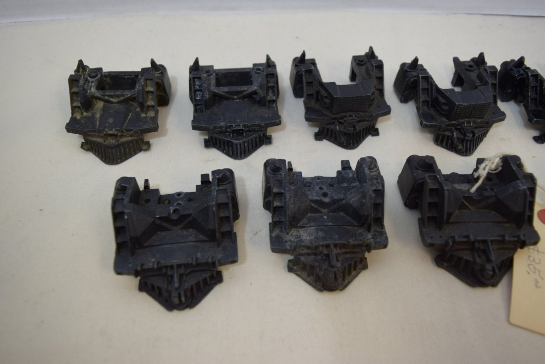 9 VARIOUS LIONEL STEAM CHESTS - 3