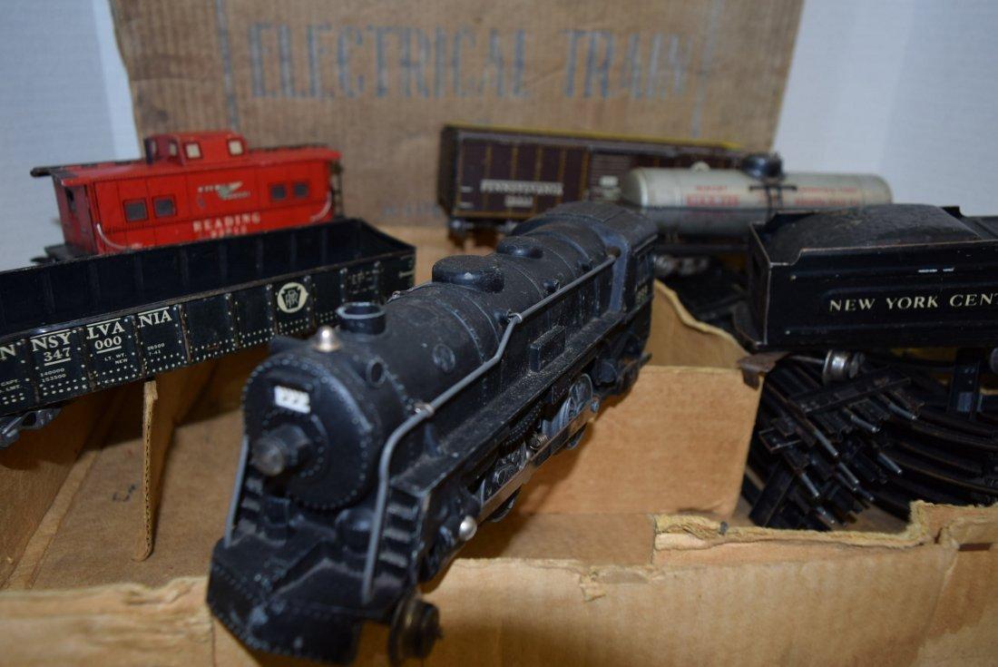 MARX STREAM LINE ELECTRICAL TRAIN SET - 6