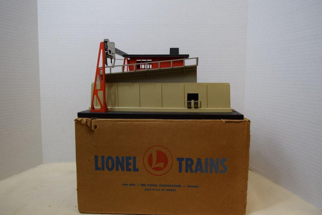 LIONEL TRAIN OPERATING CULVERT LOADER IN ORIGINAL - 5