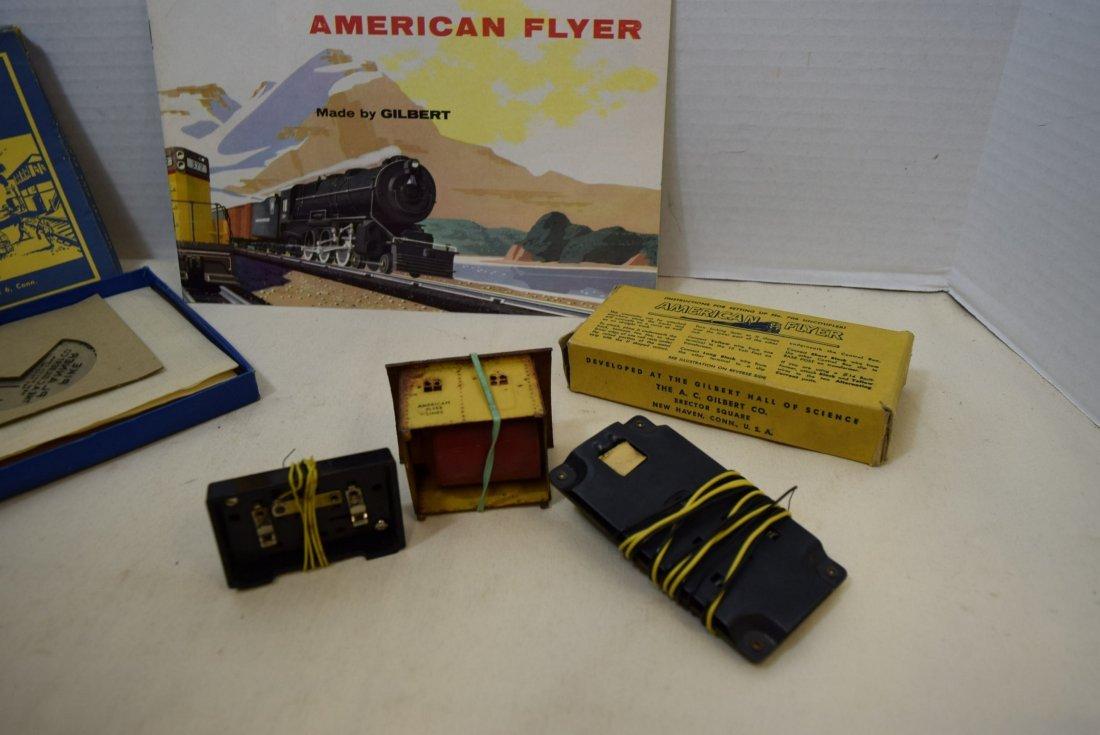 AMERICAN FLYER LOT- 1955 AMERICAN FLYER CATALOG-UN - 5