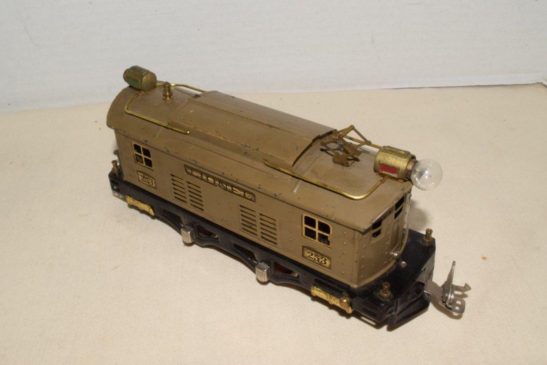 LIONEL PREWAR O-GAUGE TRAIN 253 - 5