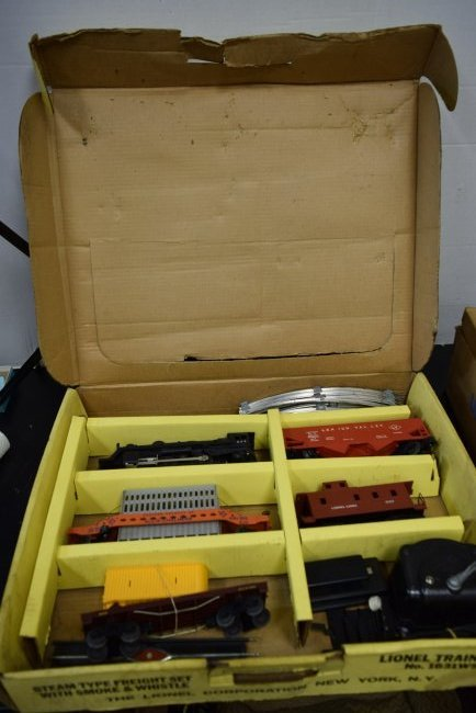 LIONEL TRAIN SET 1631WS
