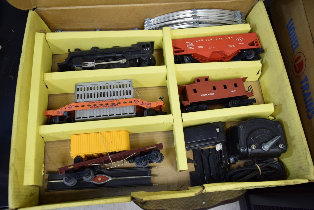 LIONEL TRAIN SET 1631WS - 2