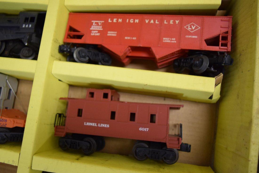 LIONEL TRAIN SET 1631WS - 7