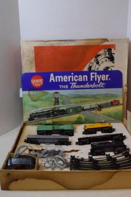 AMERICAN FLYER TRAIN SET 20615