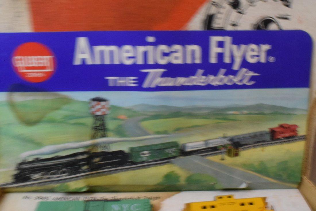AMERICAN FLYER TRAIN SET 20615 - 5