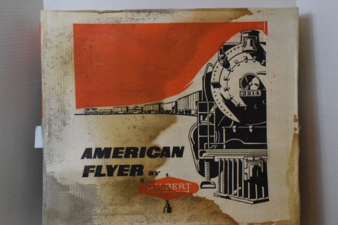 AMERICAN FLYER TRAIN SET 20615 - 7