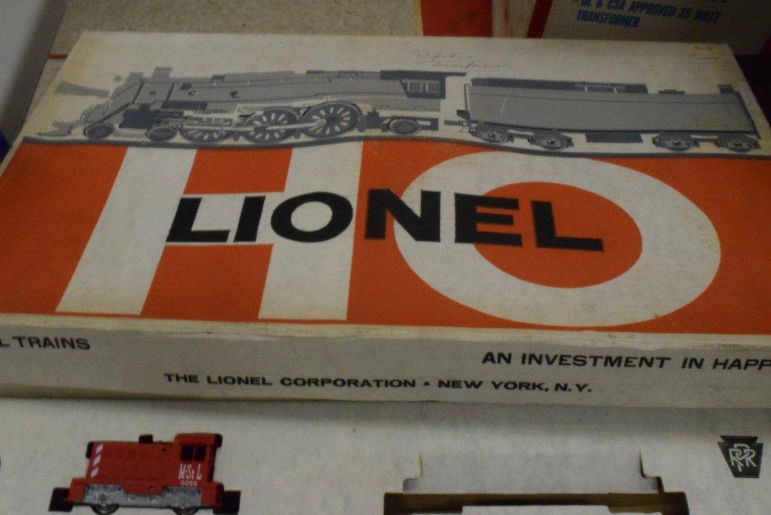 LIONEL HO SET 14240 HUSKY SET - 4